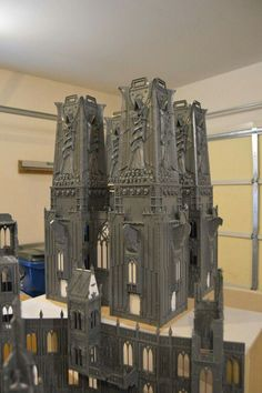 40k cathedral