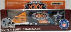 The Angry Spider has the best toys: TAS037642 - 1995 ...  Take a look: http://theangryspider.com/products/tas037642-1995-matchbox-super-bowl-champions-truck-dallas-cowboys?utm_campaign=social_autopilot&utm_source=pin&utm_medium=pin