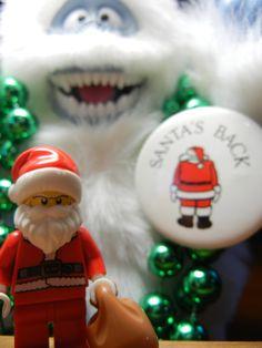 Santa is back!