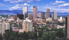Denver, Colorado! The future is now....Get re-inspired!