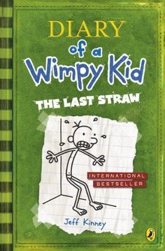 No 98 James - Diary of a wimpy kid - the last straw