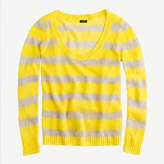 J.Crew Stripe Sweater