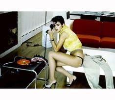 Gia Carangi, 1980