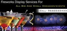 Spectacular Fireworks Display Services For All Occasion