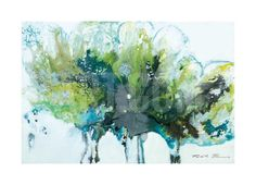 Imperial Frost Giclee Print by Natasha Barnes at Art.com