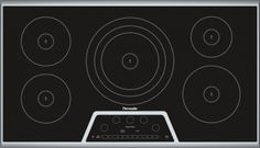 """Courtesy of Thermador - 36"""" induction cooktop"""
