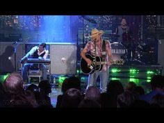 "▶ Jason Aldean - Big Green Tractor (Live On Letterman) - YouTube -- I always tell shawn this is ""our song"""