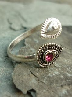 67eed83e76e Tear Drop Tribal Indian Silver Toe Ring. by AllThingsEthnic Etsy Foot  Jewelry Wedding