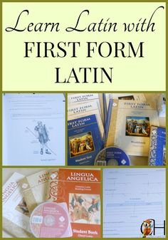 Have you ever run into a curriculum that makes all the difference in the world? Memoria Press's First Form Latin is marvelous! Read more now