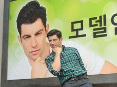New Girl: Schmidt als koreanisches Model #Koreawelle
