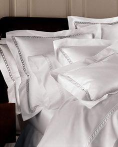 Linen Bedding, Bed Linens, Cotton Bedding, Comforter Sets, Damask Bedding, King Comforter, White Bedding, Zara Home, Bed Sets