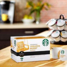 Starbucks Veranda Blend K- Cup Giveaway ~ Giveaway Alert~ I bet you didn't see this coming did ya? LOL. So I decided to giveaway the Starbucks Verand