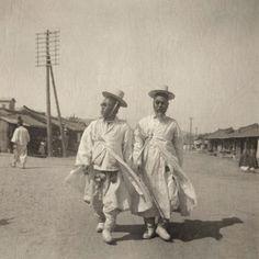 """Gangnam Style"", Korea, 1904"