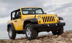 2011 Jeep Wrangler ... I want.