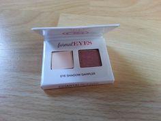 CoastalScents - Style Eyes Eyeshadow Sampler (light peach and purple) - never used $3.00