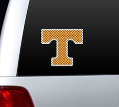 Tennessee Volunteers Die-Cut Window Film - Large