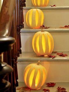 Lantern Pumpkins