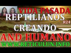 Vida pasada REPTILIANOS 24: REPTILIANOS PROGRAMANDO SECUECIAS DEL ADN HU...