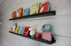 Kids' shelving idea | Step inside Sini from Finland's beautiful monochrome home | live from IKEA FAMILY LIVE