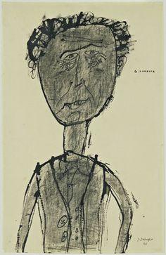 Jean Dubuffet. Limbour. (November-December 1946)