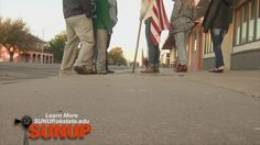 SUNUP travels to Harper County to see how 4-Hers honor their hometown veterans.