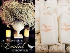 DIY Vintage Rustic Wedding Decoration | feature tons of great vintage inspired wedding and even some vintage ...
