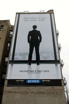 LATERS, BABY! – Christian Grey Takes New York City (Billboard)