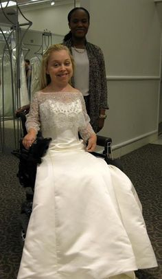 Wedding Dresses For Wheelchair Users How To Find That Perfect Gown In 2018 Pinterest And Gowns