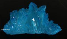 Aqua aura siberian blue