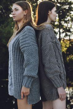 Finkewear/ www.finkewear.com/ Knitwear/ Cable Knit/ Big Knit/ Summer/ Fashion/ Campaign/