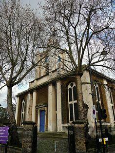 St.John, Bethnal Green, London