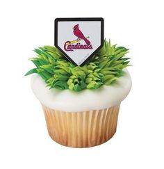 MLB St Louis Cardinals Cupcake Rings - 24 pcs DecoPac http://smile.amazon.com/dp/B00JURE1C2/ref=cm_sw_r_pi_dp_9Il1wb0PBMD1Z