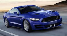 New Tuning Renders for 2015 Ford Mustang - Carscoops