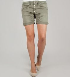 5 Buttons shorts from Please now in our store!
