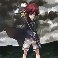 Asch the Bloody (Tales of the Abyss)