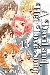 """Manga Review: """"A Devil and Her Love Song"""" Volume 13"""