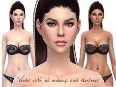 Lana CC Finds - Lauruna Skin by MsBlue