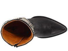 Old Gringo Clovis Cowboy Boots Black