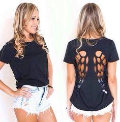 DIY T-shirt Makeover