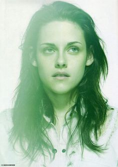 """Kristen Stewart photographed by David Benjamin Sherry in a photo shoot for """"Dazed & Confused"""" magazine aug 2009"""