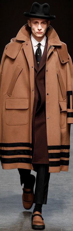 E.Tautz  Menswear  Fall-Winter
