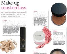 Nature and Health Magazine - May 2016 Health Magazine, Master Class, Blush, Eyeshadow, Make Up, Cosmetics, Nature, Beauty, Beauty Products