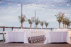 101 best australia queensland wedding images on pinterest sugar wharf port douglas alfresco wedding photography outdoor tropical decorations fairy lights junglespirit Gallery