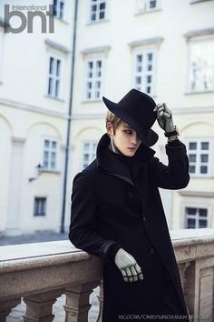 ONE PUNCH MAN Cosplay by Jaejoong #opm #Jaejoong #genos