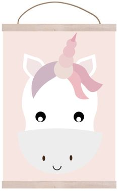 The cutest little Unicorn print makes the perfect wall accessory for any kids room or nursery!  Printed on 190 gsm  Unframed  Designed and printed in the UK