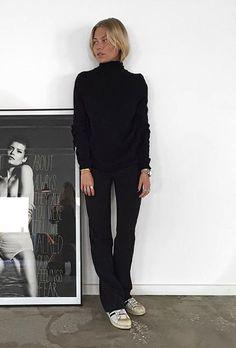 all black | ILikeItThatWay