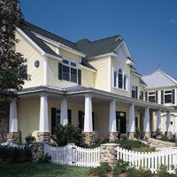 1000 Images About Siding On Pinterest Colonial
