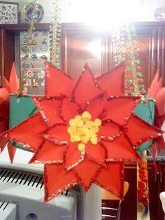 Ανεράιδα: Συμμετοχή στο χριστουγεννιάτικο διαγωνισμό: αλεξανδρινά από χαρτόνι