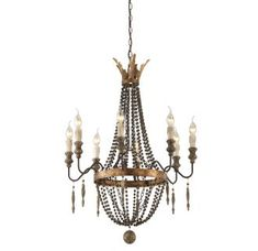 View the Troy Lighting F3535 Delacroix 8 Light Candle-Style Chandelier at Build.com.