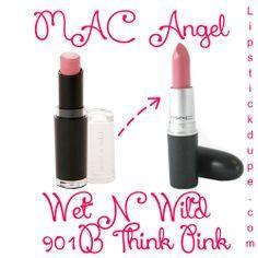 ELF Dupes Part 2! | Lipstick Dupe  www.lipstickdupe.com #dupe #dupes #lipstickdupe #macdupe www.lipstickdupe.com